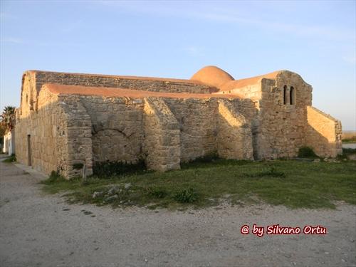 Sardegna,Cabras  San Giovanni di Sinis OR (315 clic)