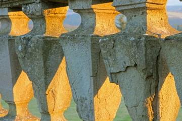 Tramonto a Lappeggi - LAPPEGGI - inserita il 24-Apr-12
