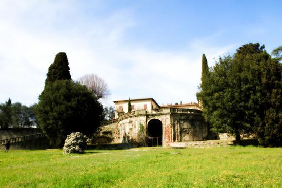 Il Parco della Villa Medicea di Lappeggi (760 clic)
