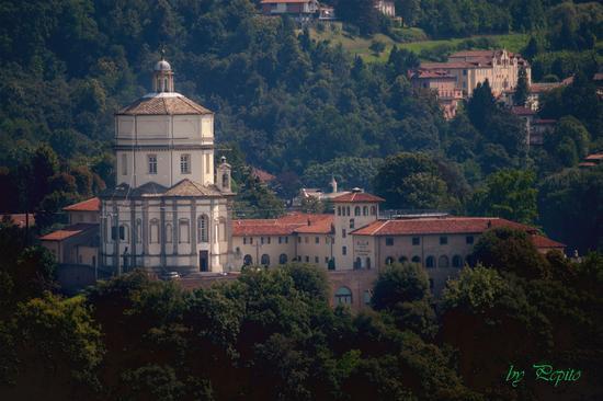 Monte dei Cappuccini - Torino (815 clic)