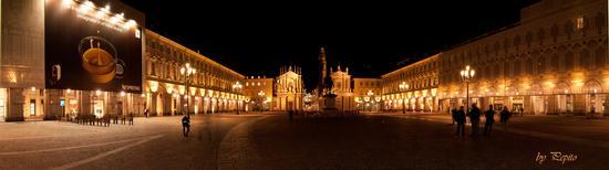 Piazza San Carlo - Torino (1346 clic)