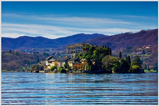L'isola - Orta san giulio (8115 clic)