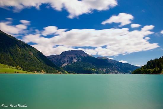 Lago Resia - Curon venosta (1527 clic)