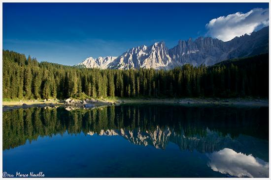 Carezza - Carezza al lago (13566 clic)