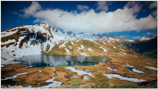 Lago Verney - LA THUILE - inserita il 09-Jun-14