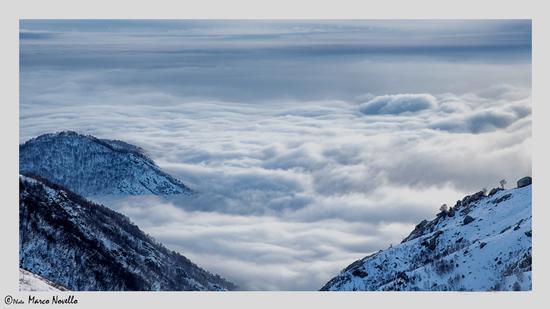 Mare bianco... - Mottarone (2461 clic)