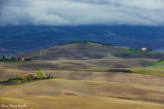 Campagna e colline - Montepulciano (2923 clic)
