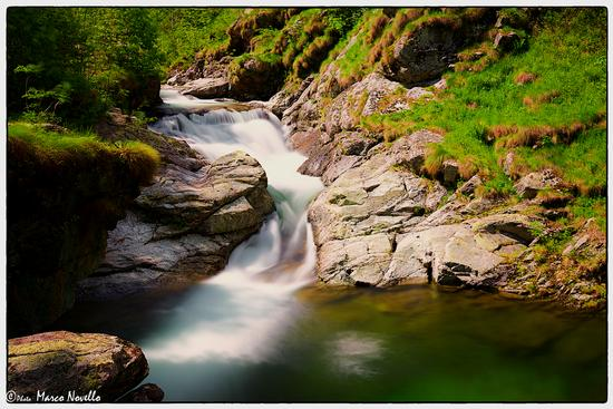 Il torrente... - Rassa (7448 clic)