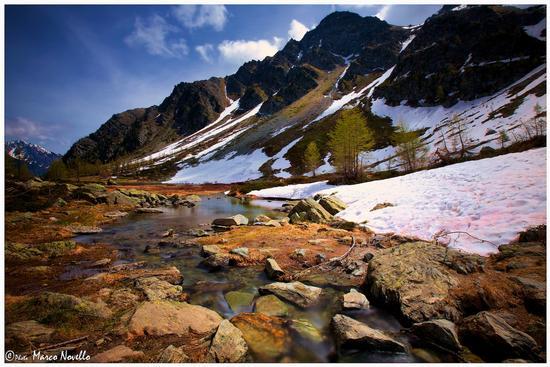Verso il lago... - Arpy (2085 clic)