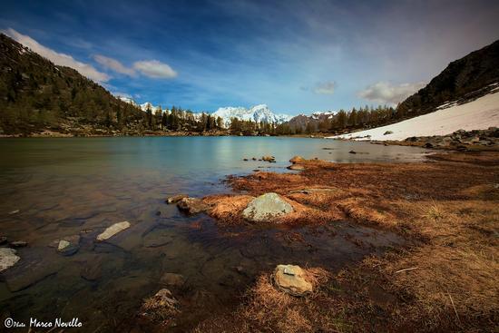 Lago Arpy (3009 clic)