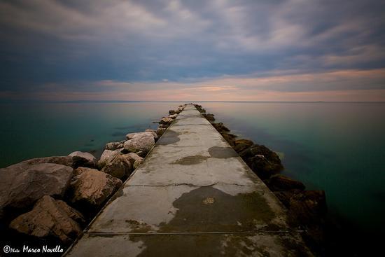 Il pontile - Grado (2349 clic)