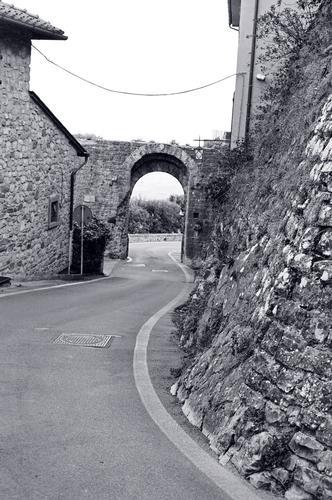 porta  - Civitella in val di chiana (1677 clic)