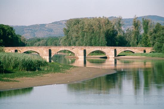 il ponte della gioconda - Quarata (2724 clic)