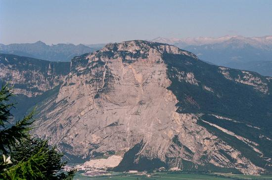 vista da monte bondone (1406 clic)