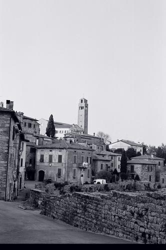le mura - Civitella in val di chiana (1631 clic)