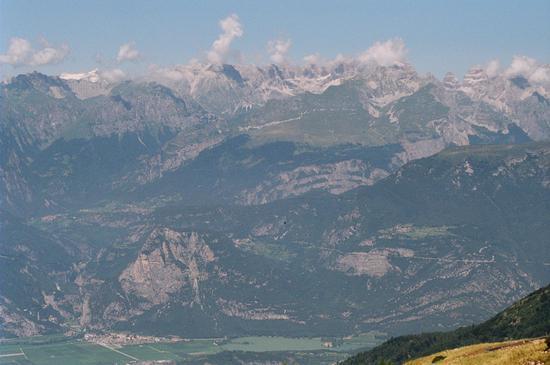 montagne - Monte bondone (1401 clic)