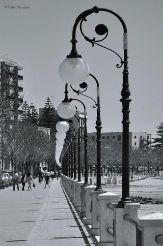 Lungomare Mazzini, Mazzara del Vallo,(TP) - Mazara del vallo (2639 clic)