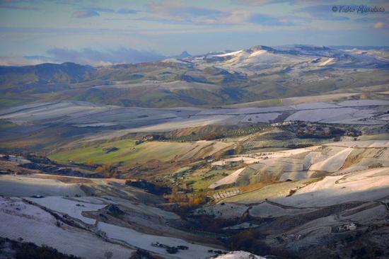La prima Neve  - Petralia Soprana,(PA) (3612 clic)