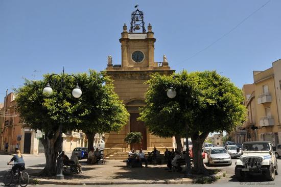 Piazzetta,Mazzara del Vallo( TP) - Mazara del vallo (3131 clic)
