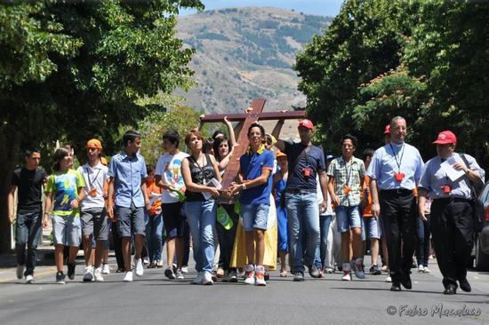 Giovaninfesta 2012 - Calcarelli - (Castellana Sicula,Pa) - CASTELLANA SICULA - inserita il 04-Aug-12