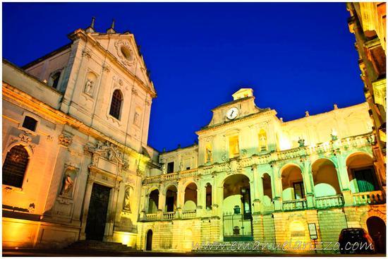 Piazza Duomo - Emanuela Rizzo Fotografo - Lecce (1270 clic)