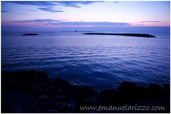 Tramonto a Gallipoli, Emanuela Rizzo Fotografo - Gallipoli - Lecce (2082 clic)