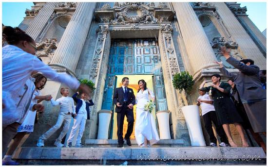 Matrimonio a Lecce, servizio fotografico Lecce, Matrimonio Santa Chiara Lecce, Emanuela Rizzo Fotografo - LECCE - inserita il 13-Sep-12