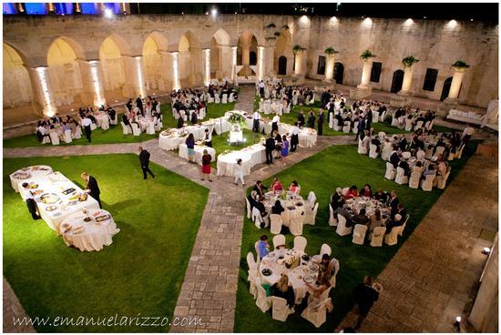 Fotografo Matrimonio Lecce, Chiostro dei Domenicani, incantevole location a Lecce per matrimoni, cene di gala e ogni altro tipo di eventi privato. (3307 clic)