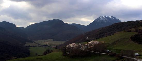 DA Elcito al Monte San Vicino - San severino marche (937 clic)