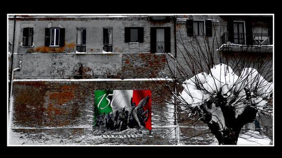 a ricordo dell'unità d'ITALIA - Castelfidardo (1846 clic)