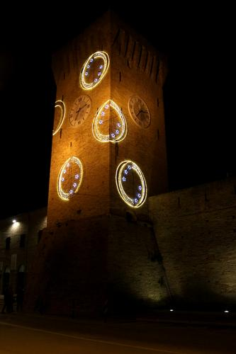 la torre del castello svevo di Porto Recanati (2006 clic)