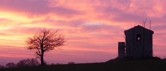 tramonto - Castelfidardo (991 clic)