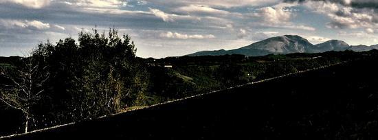filo di luce - Montefortino (896 clic)