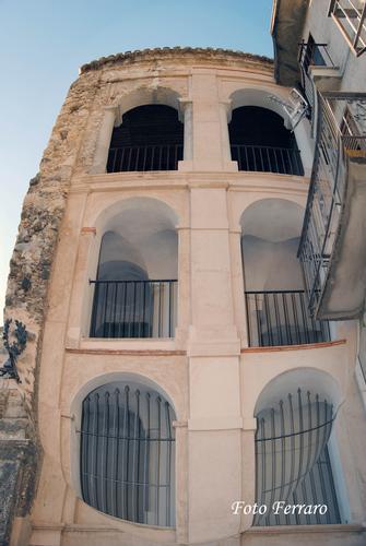 Palazzo del Pozzo - Mammola (2197 clic)