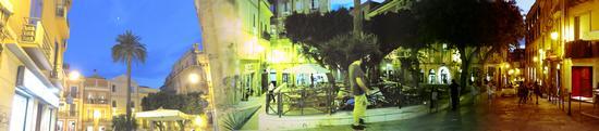 Piazzetta Savoia- Cagliari (885 clic)