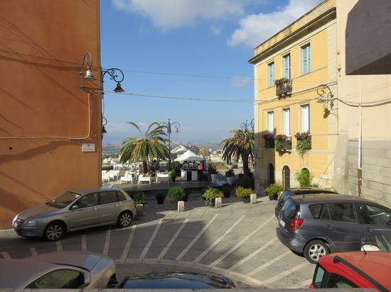 Piazza Corte D'Appello - Cagliari (1355 clic)