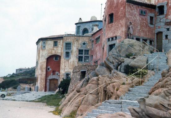Il vecchio molo - Porto Cervo - Arzachena (1349 clic)