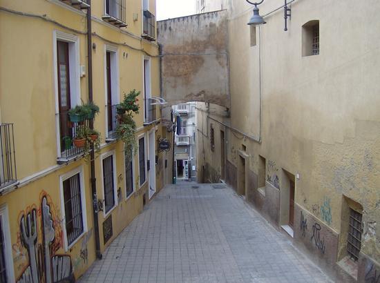 Scalette delle Monache Cappuccine - Cagliari (1266 clic)