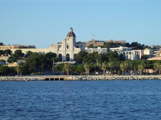 Basilica del Santuario di Bonaria - Cagliari (751 clic)
