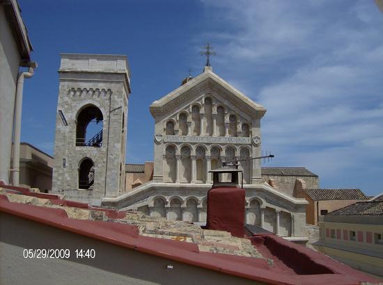 Cattedrale di Santa Maria  - Cagliari (2313 clic)