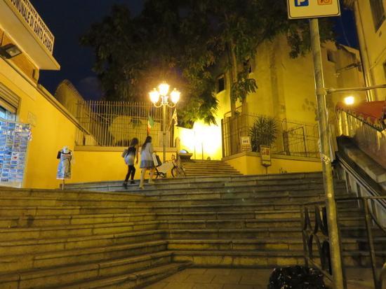 Scalette di S. Maria Chiara - Cagliari (726 clic)