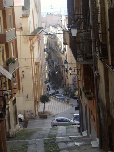 Scalette di Santa Teresa - Cagliari (2437 clic)