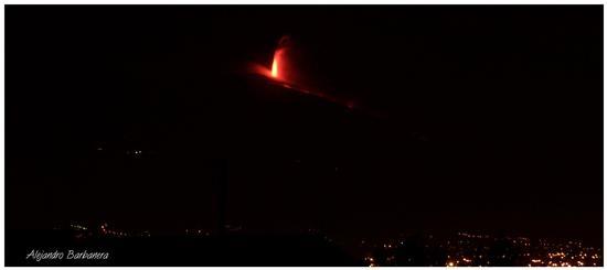 Etna 2007 - Giarre (1432 clic)