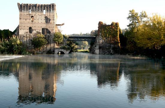 PONTE VISCONTEO  - Valeggio sul mincio (1192 clic)