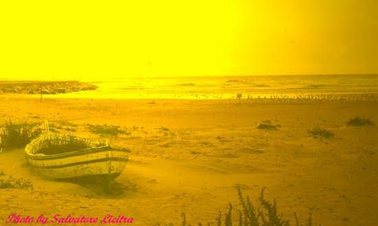 solitudine - Donnalucata (4355 clic)
