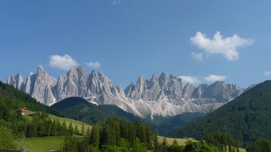 Parco naturale Puez-Geisler - FUNES - inserita il 25-Jun-12