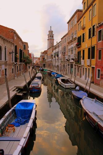 Canal - Venezia (694 clic)