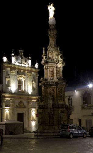 Centro storico di Nardò (Le) (507 clic)