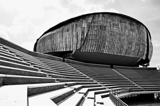 Auditorium parco della musica - Roma (3260 clic)