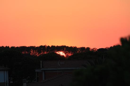 Ancora il tramonto - CASCINA - inserita il 29-Aug-12